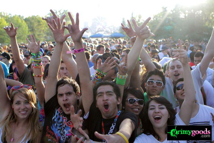Electric Daisy Carnival (Day One) - Photo Gallery & Review