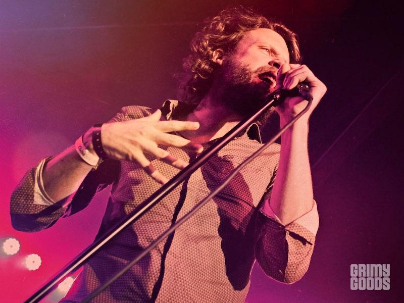 Father John Misty photos glass house