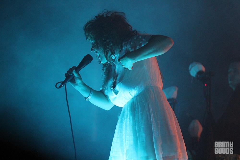 PURITY RING Photos first city fest