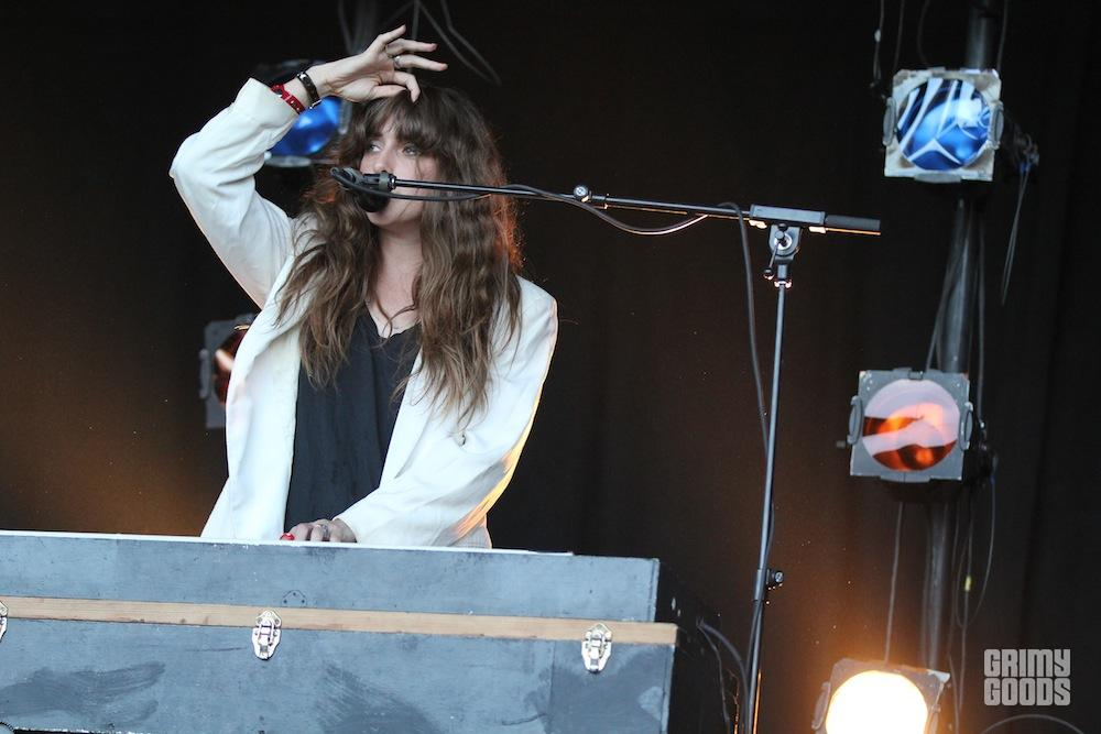 Beach House photos first city festival