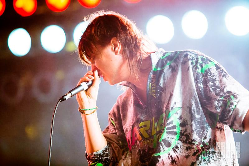 The Strokes fyf 2014 photos