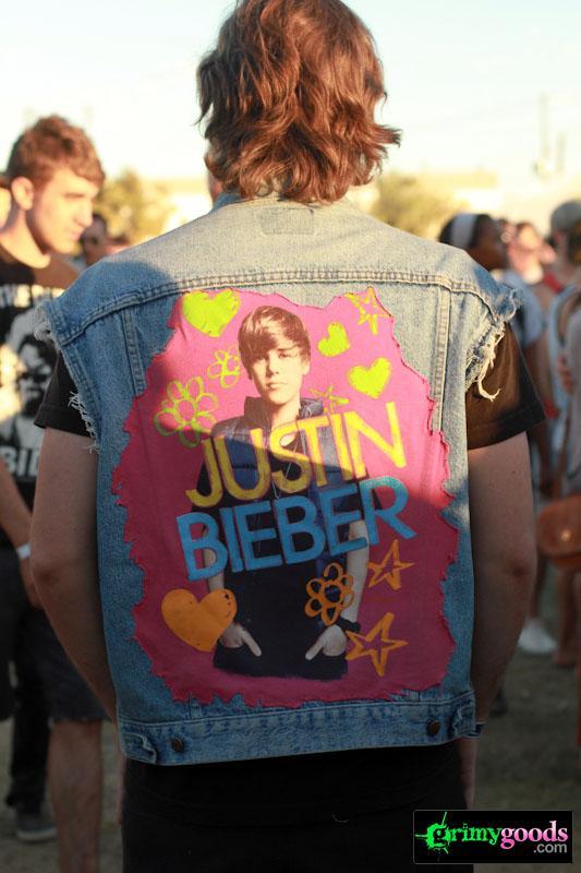 Justin Bieber Vest