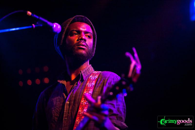 Gary Clark Jr. photos