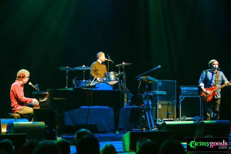 Ben Folds Five Wiltern photos