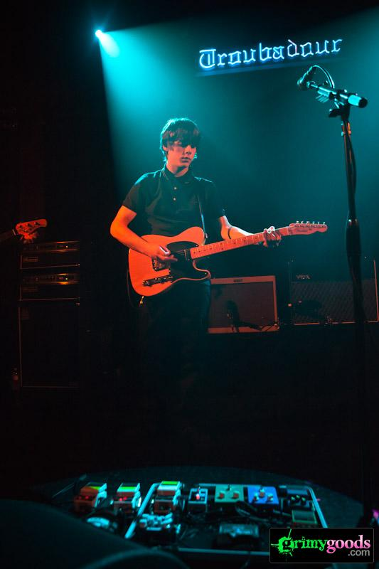 Jake Bugg live photos