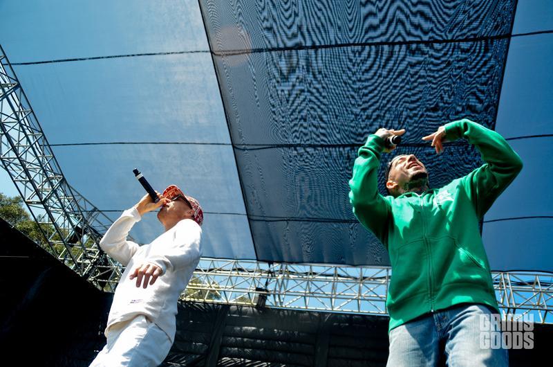 UCLA Jazz Reggae Festival photos the grouch and eligh