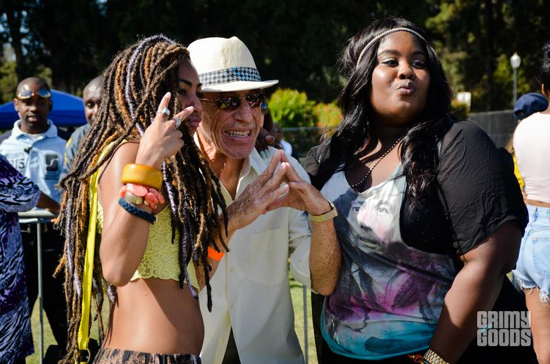 UCLA Jazz Reggae Festival photos reggae pops