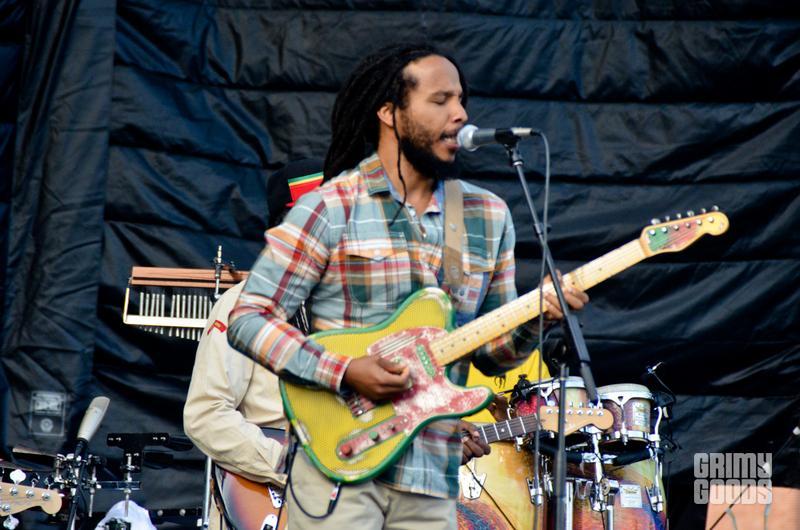 UCLA Jazz Reggae Festival photos ziggy marley