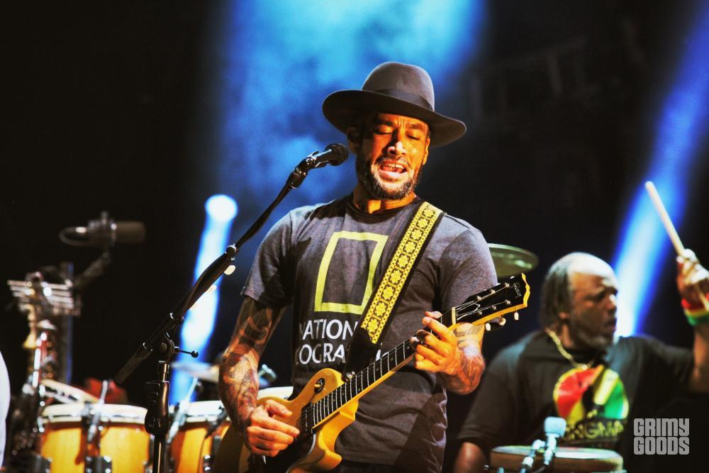 Ben Harper & The Innocent Criminals kaaboo