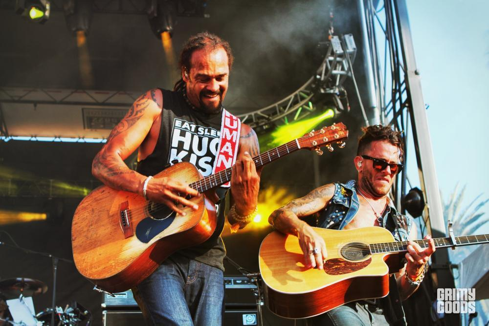 Michael Franti and Spearhead kaaboo