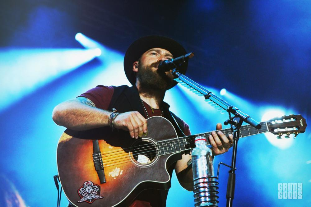 Zac Brown Band kaaboo music fest del mar