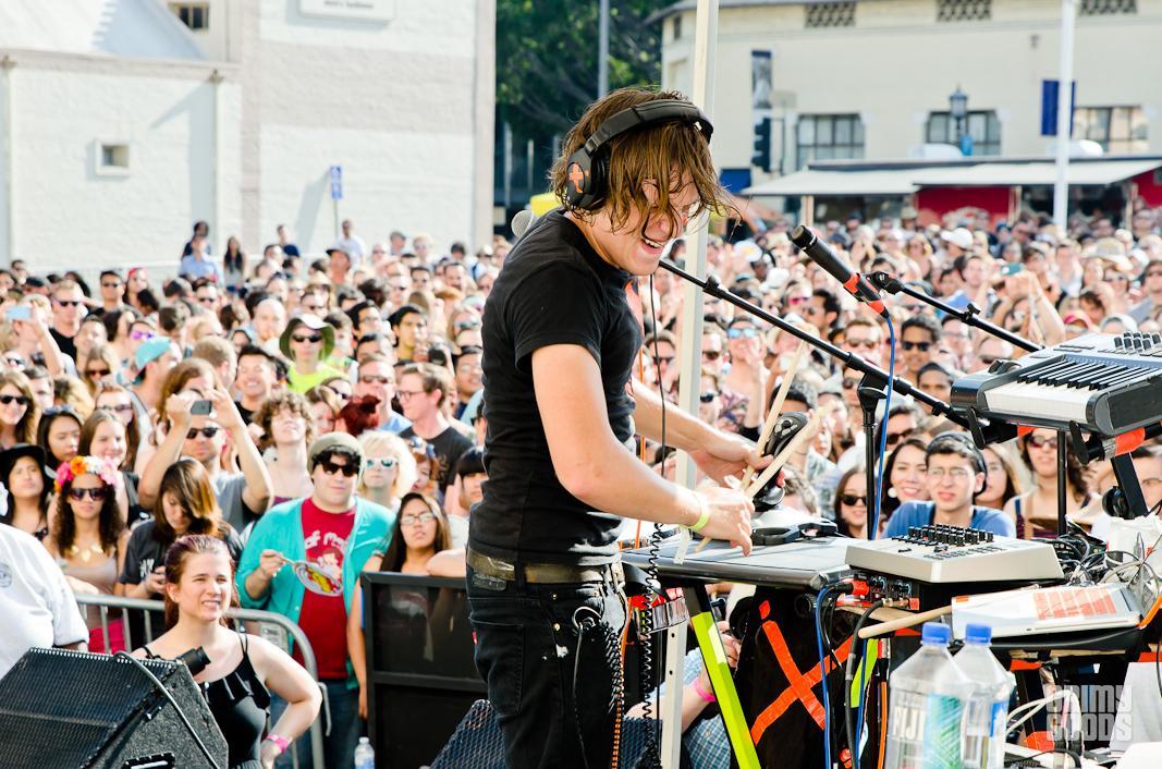 Photos Rober DeLong Make Music Pasadena