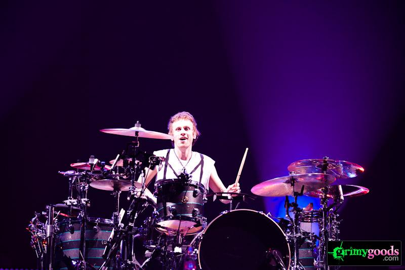 Muse with Band of Skulls at Staples Center - Photos- January 24, 2013