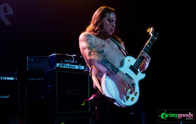 High on Fire photos