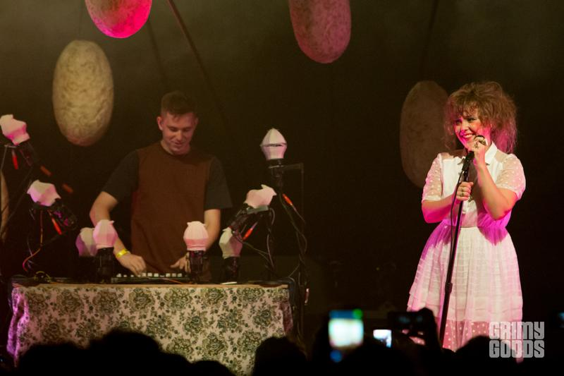 Purity Ring photos