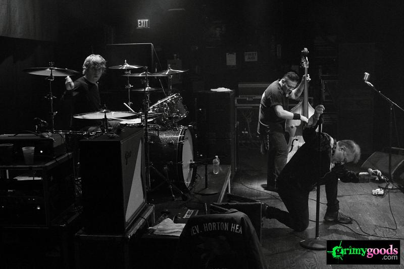 Reverend Horton Heat with Jello Biafra at House Of Blues Anaheim- December 29, 2012