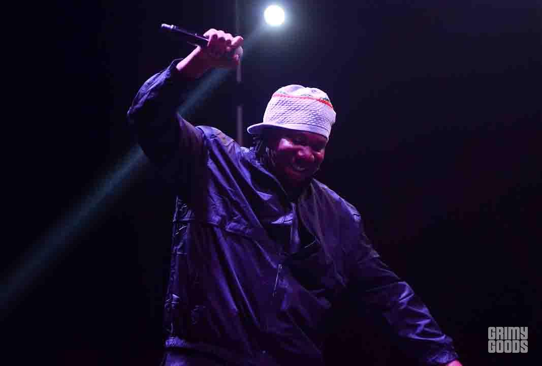 KRS-ONE photos rock the bells