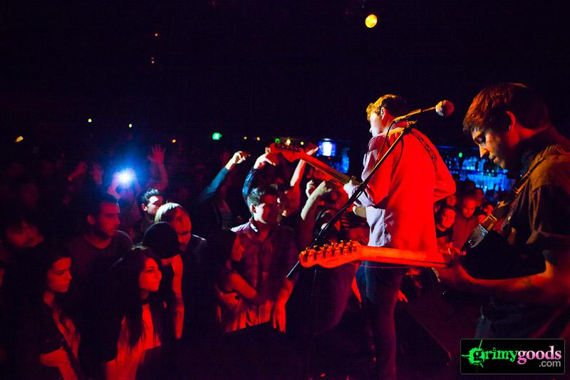 Surfer Blood with Grand Rapids at the Echo - Photos- March 1, 2013