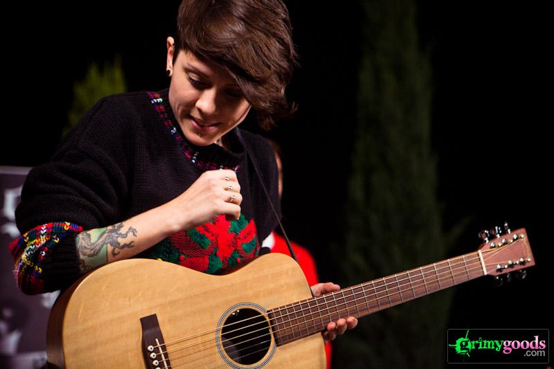 Tegan and Sara Photos 987FM Hollywood Tower Penthouse