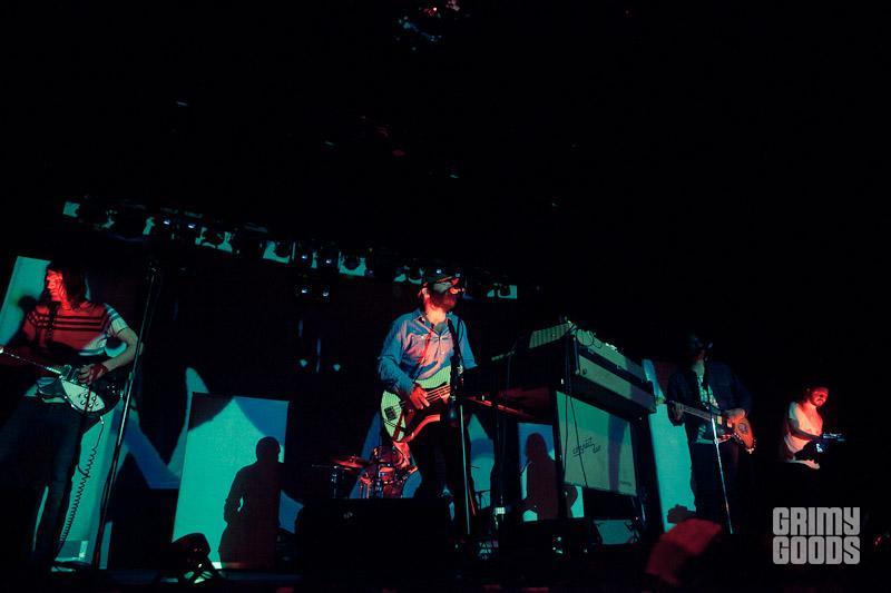 The Black Angels with Hanni El Khatib at Club Mayan - Photos - May 21, 2013