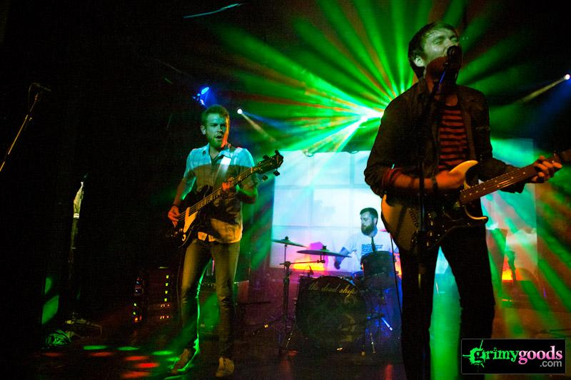 The Dead Ships with Eastern Conference Champions, The Reflections, and The Bixby Knolls at Echo - Photos- December 10, 2012