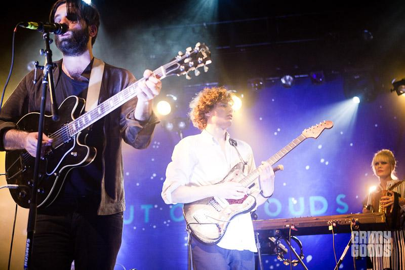 The Shout Out Louds with Haerts at El Rey - Photos - May 23, 2013