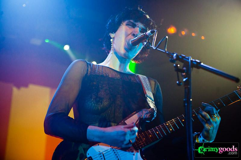Wax Idols with Cold Showers and Dream Boys at the Echoplex - Photos- March 31, 2013