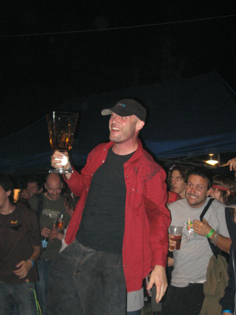 Brian Patch Mystic Cup 2006