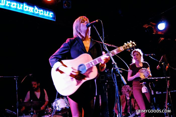 Anna Ternheim at Troubadour - 04