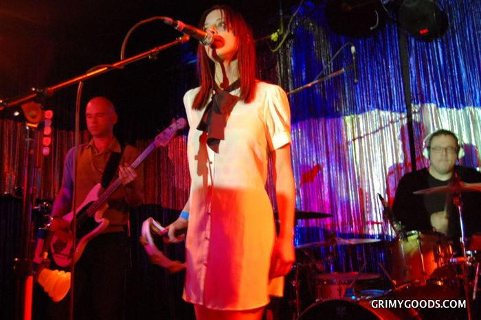 The Postmarks at Spaceland - 04