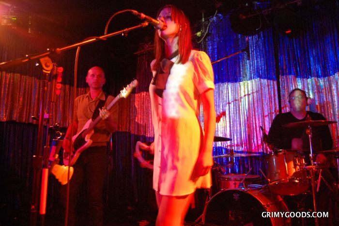 The Postmarks at Spaceland - 05