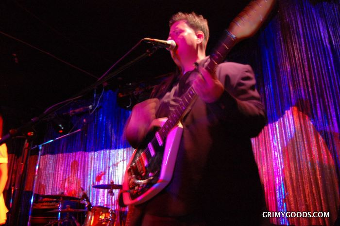 The Postmarks at Spaceland - 12