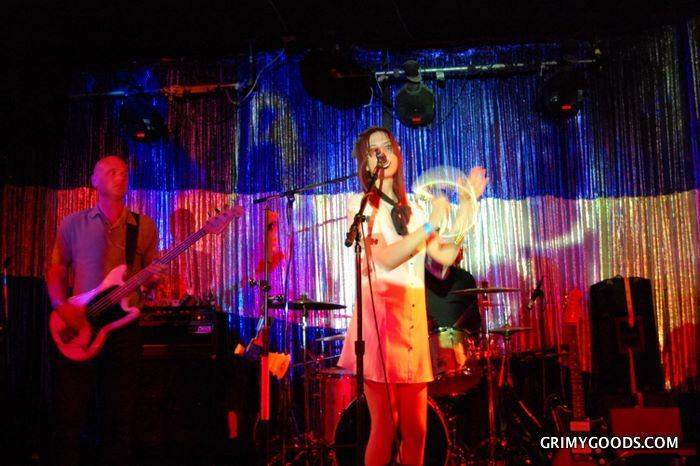 The Postmarks at Spaceland - 18