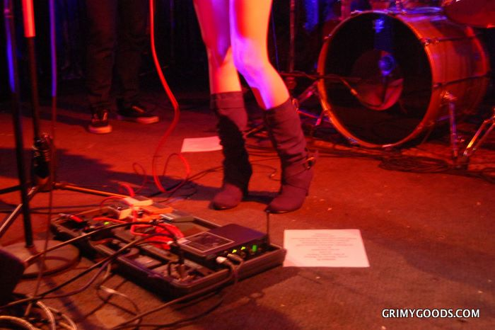 The Postmarks at Spaceland - 19