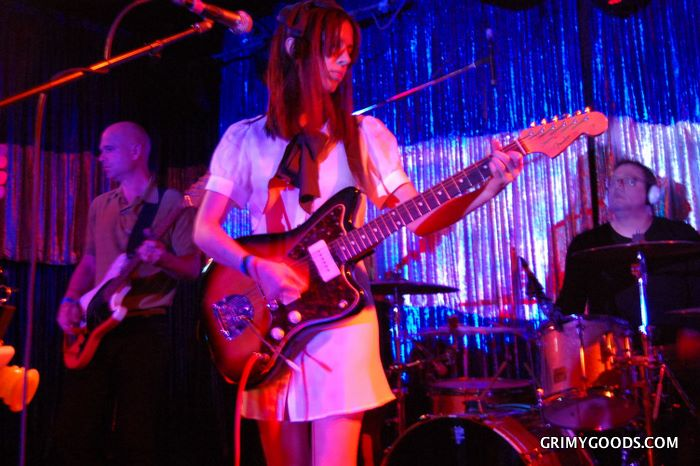The Postmarks at Spaceland - 23