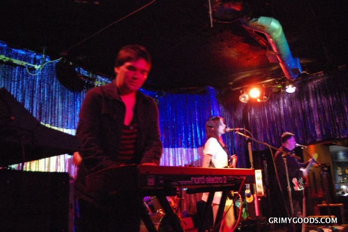 The Postmarks at Spaceland - 30