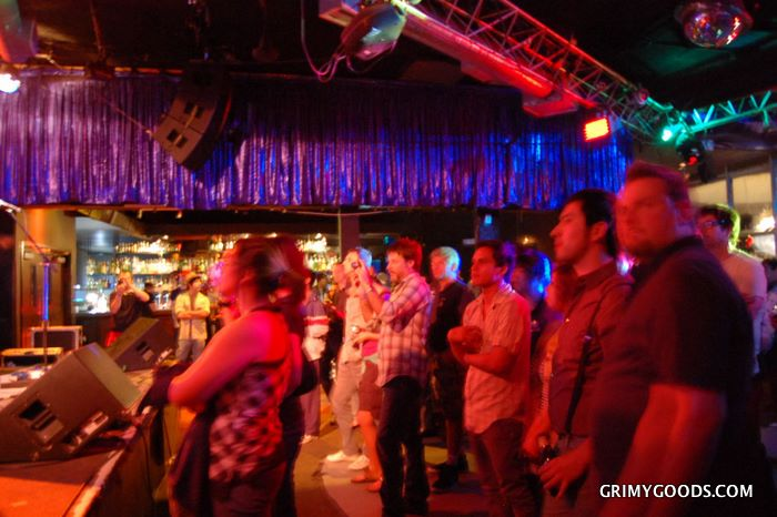 The Postmarks at Spaceland - 32