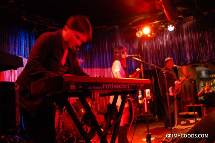 The Postmarks at Spaceland - 33