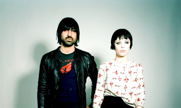 Crystal Castles Band Photo