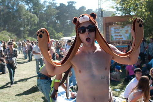 Spirit Hoods suck - Outside Lands Photos