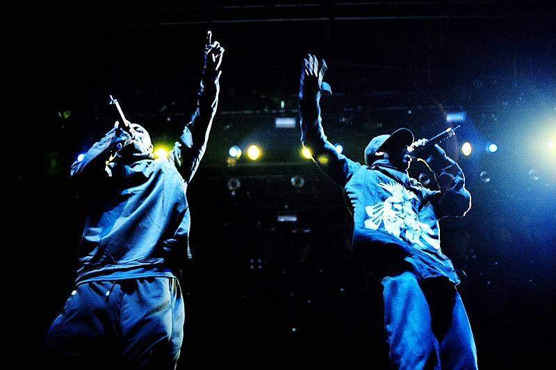 Mos Def Talib Kweli Talib Kweli And Mos Def Are
