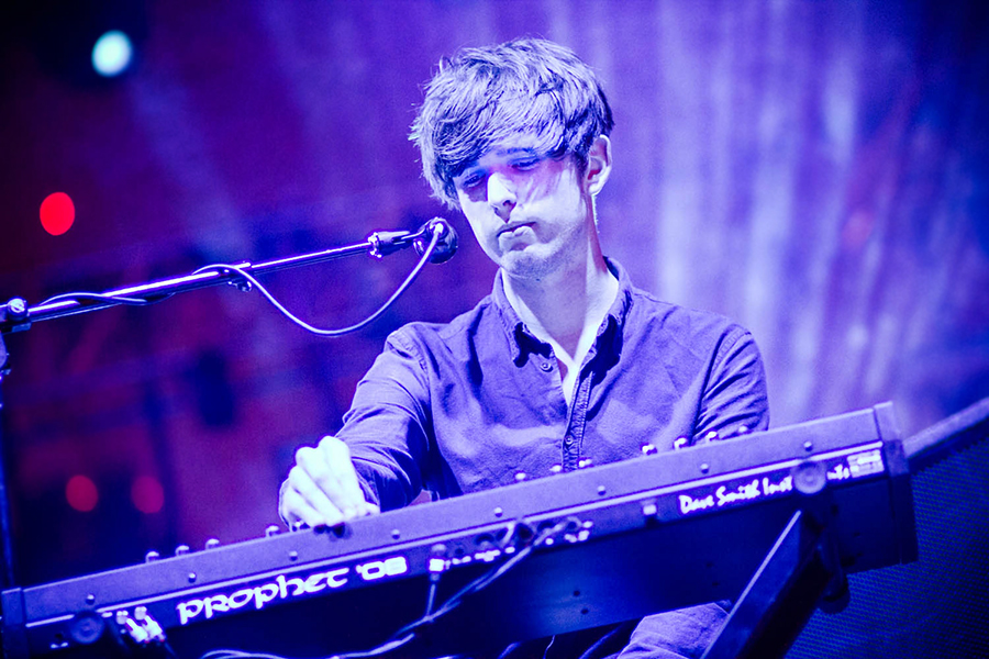 James Blake photos