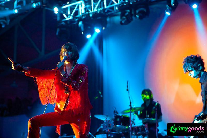 Tickets Yeah Yeah Yeahs at the Glass House January 11 2013