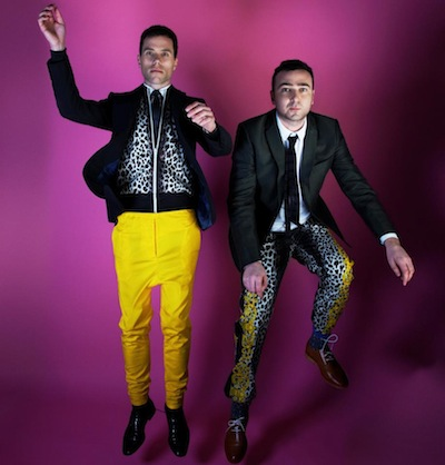 The Presets with Dragonette at Avalon Hollywood