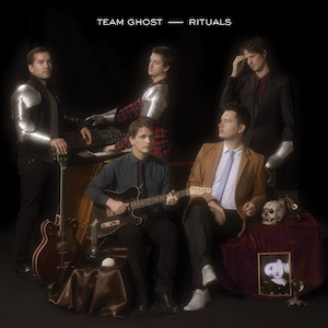 Team Ghost Rituals Album Cover