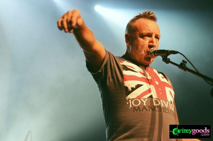 Peter Hook & The Light at Fonda Theatre – Sept. 21 2013