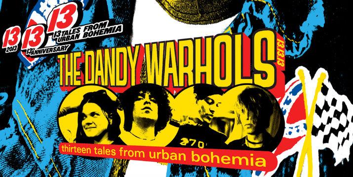 The Dandy Warhols 715