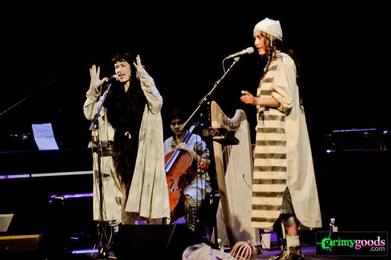 Just Announced- CocoRosie at Fonda Theatre – Oct 29