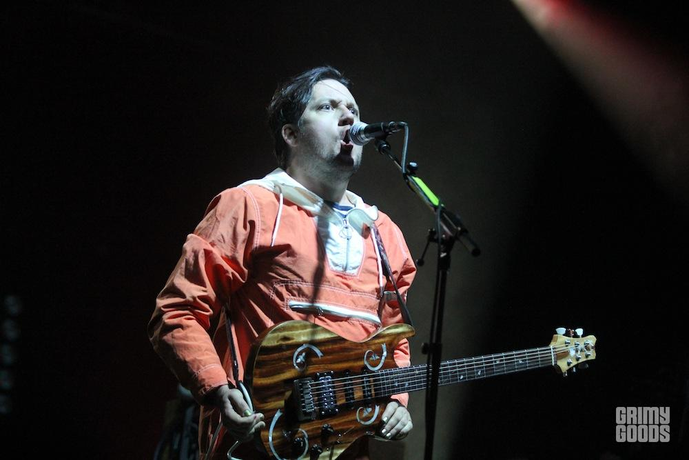 modest mouse at the glass house photo